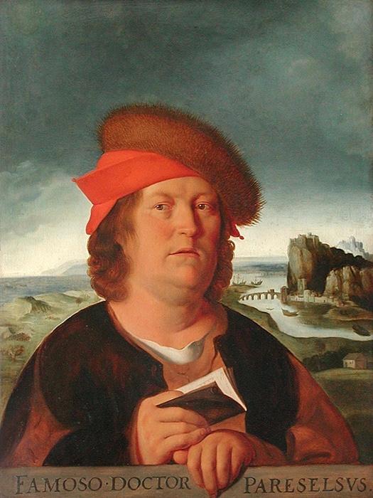 Paracelsus (Philippus Aureolus Theophrastus Bombastus Von Hohenheim)